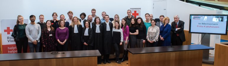Leiden University wins the 2019 Frits Kalshoven